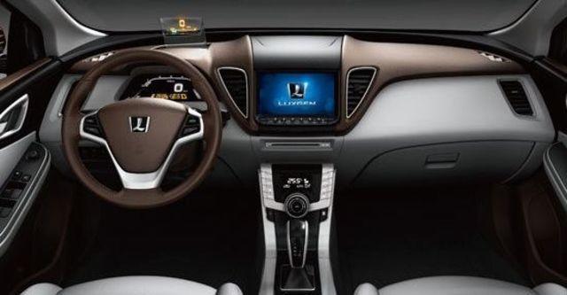 2013 Luxgen 5 Sedan 1.8精緻型  第8張相片