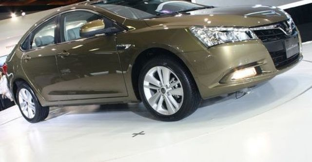 2013 Luxgen 5 Sedan 2.0尊爵型  第1張相片