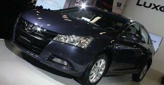 2013 Luxgen 5 Sedan 2.0豪華型  第1張相片
