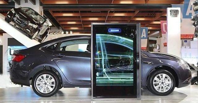 2013 Luxgen 5 Sedan 2.0豪華型  第5張相片