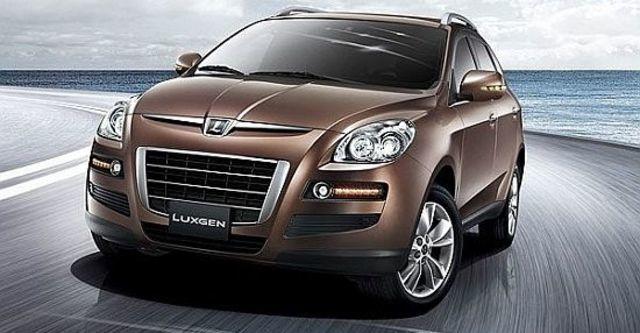 2013 Luxgen 7 SUV 尊爵型  第1張相片