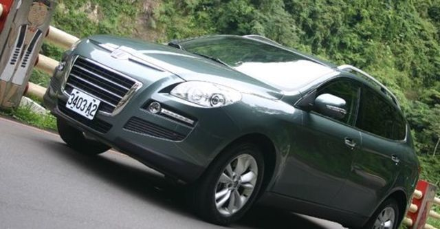 2013 Luxgen 7 SUV 旗艦型4WD  第2張相片