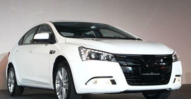 2012 Luxgen 5 Sedan 1.8尊貴型  第1張相片