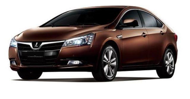 2012 Luxgen 5 Sedan 1.8頂級型  第1張相片