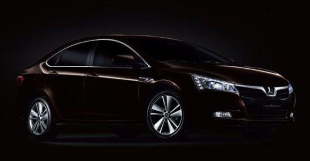 2012 Luxgen 5 Sedan 1.8頂級型  第5張相片