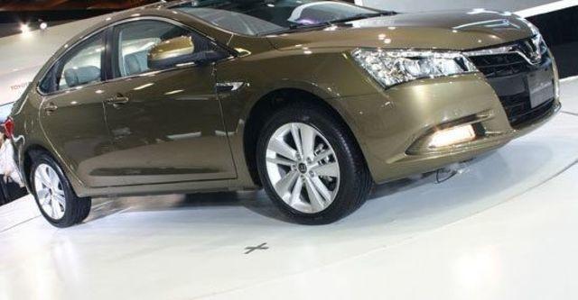 2012 Luxgen 5 Sedan 2.0尊爵型  第1張相片