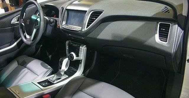 2012 Luxgen 5 Sedan 2.0尊爵型  第8張相片