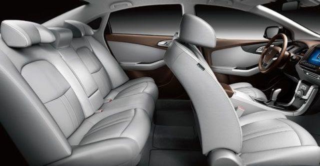 2012 Luxgen 5 Sedan 2.0尊爵型  第9張相片