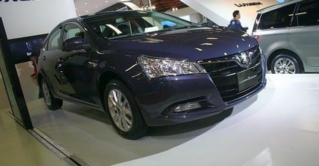 2012 Luxgen 5 Sedan 2.0旗艦型  第2張相片
