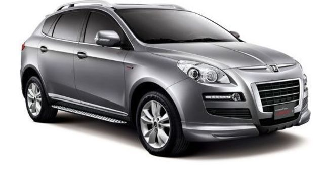 2012 Luxgen 7 SUV SPORTS+  第1張相片