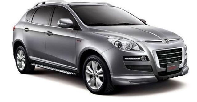 2012 Luxgen 7 SUV SPORTS+  第2張相片