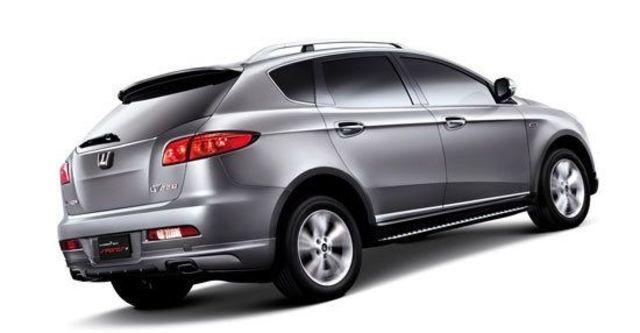 2012 Luxgen 7 SUV SPORTS+  第3張相片