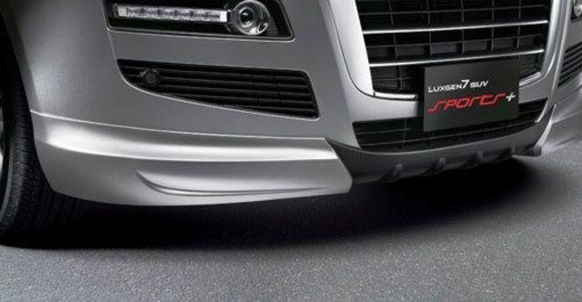 2012 Luxgen 7 SUV SPORTS+  第10張相片