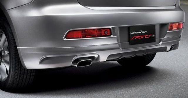 2012 Luxgen 7 SUV SPORTS+  第11張相片