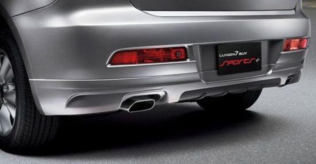 2011 Luxgen 7 SUV SPORTS+  第11張相片