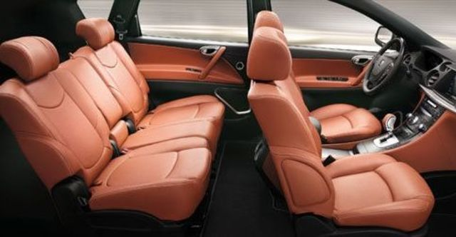 2011 Luxgen 7 SUV 旗艦型2WD  第4張相片