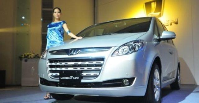 2010 Luxgen 7 MPV 精緻型  第1張相片