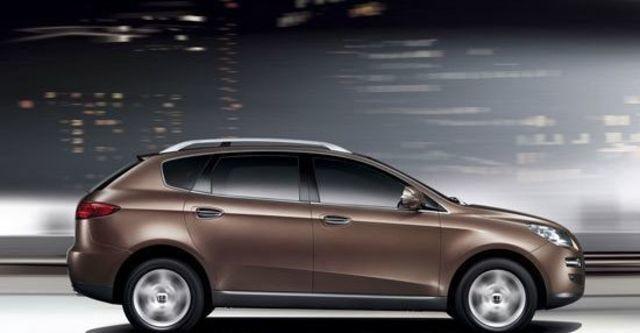 2010 Luxgen 7 SUV 精緻型  第3張相片