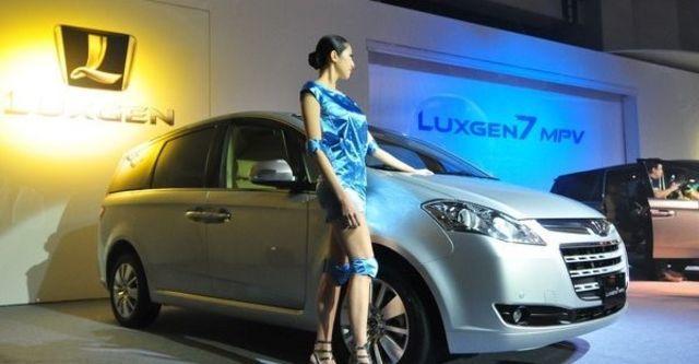 2009 Luxgen 7 MPV 精緻型8人座  第3張相片