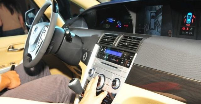 2009 Luxgen 7 MPV 豪華型7人座  第8張相片