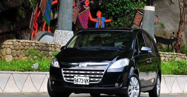 2009 Luxgen 7 MPV 頂級型7人座  第2張相片
