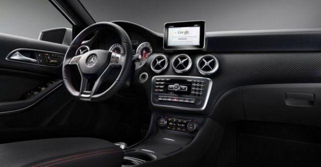 2015 M-Benz A-Class A180  第9張相片