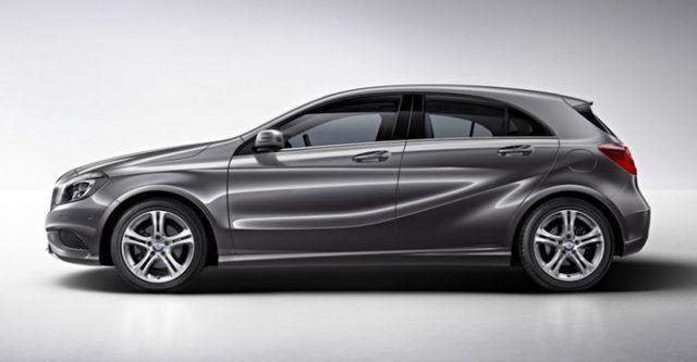 2015 M-Benz A-Class A200 CDI  第2張相片