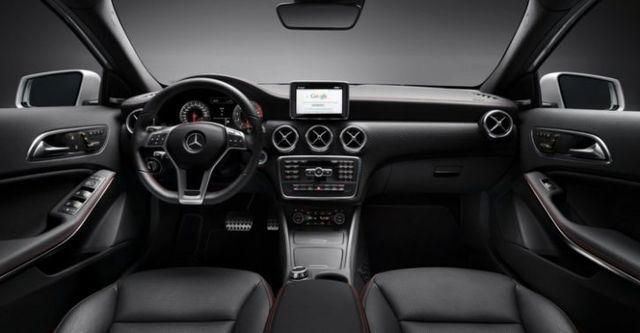 2015 M-Benz A-Class A200 CDI  第8張相片