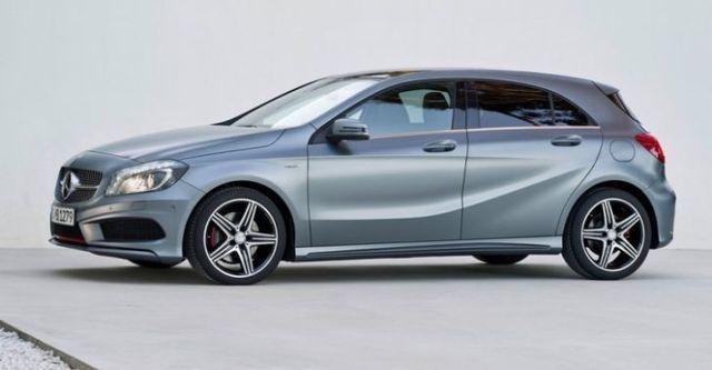 2015 M-Benz A-Class A250 Sport  第4張相片
