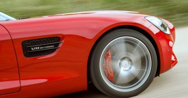 2015 M-Benz AMG GT 4.0 V8  第3張相片