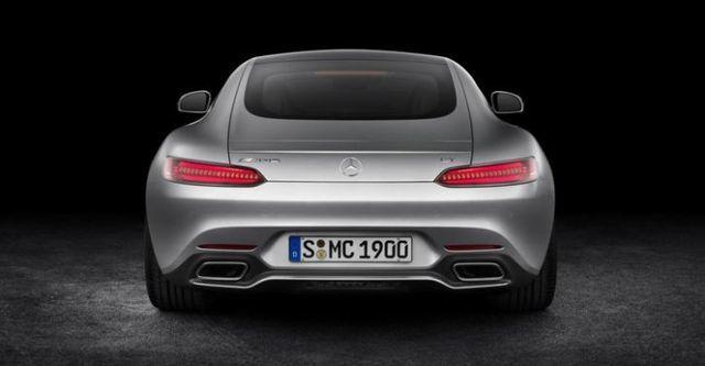2015 M-Benz AMG GT 4.0 V8  第4張相片