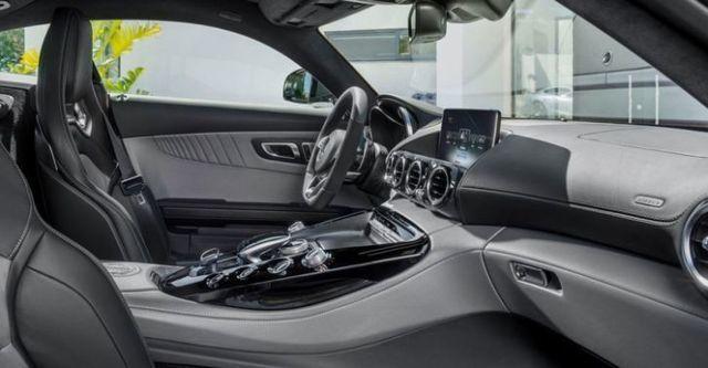 2015 M-Benz AMG GT 4.0 V8  第7張相片