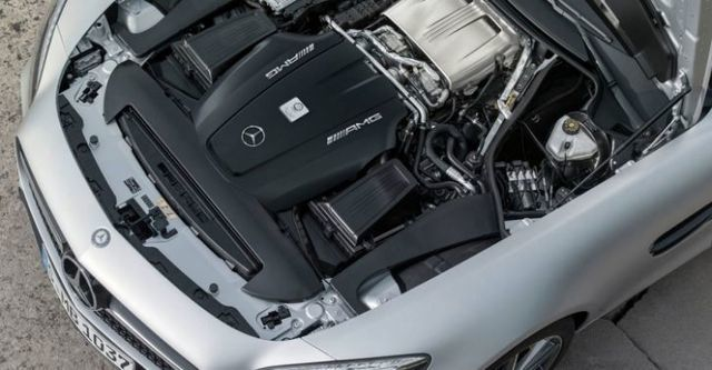 2015 M-Benz AMG GT 4.0 V8  第8張相片