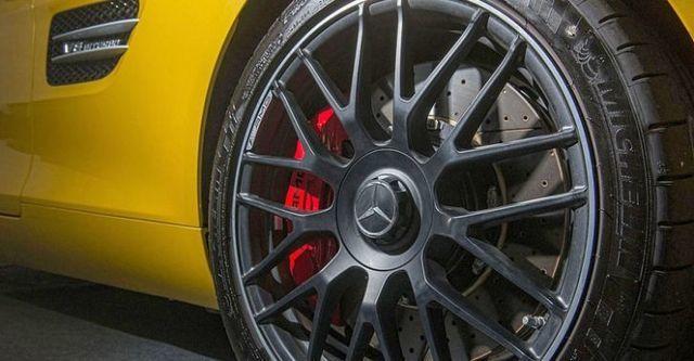 2015 M-Benz AMG GT S 4.0 V8  第3張相片