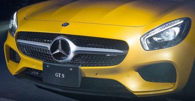 2015 M-Benz AMG GT S 4.0 V8  第5張相片