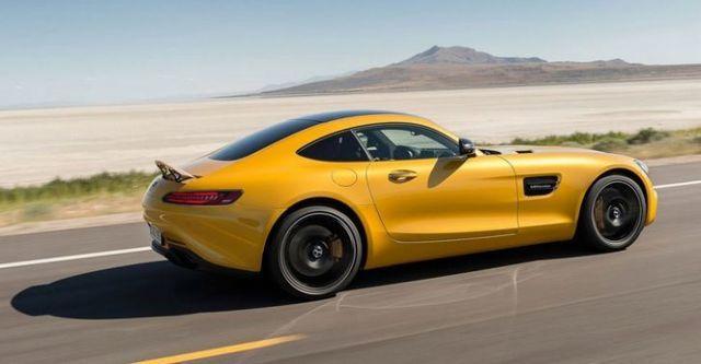 2015 M-Benz AMG GT S 4.0 V8  第6張相片