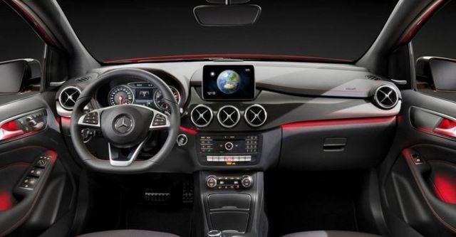 2015 M-Benz B-Class B200  第7張相片