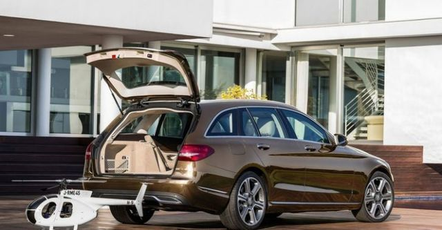 2015 M-Benz C-Class Estate C200 BlueTEC Avantgarde  第4張相片