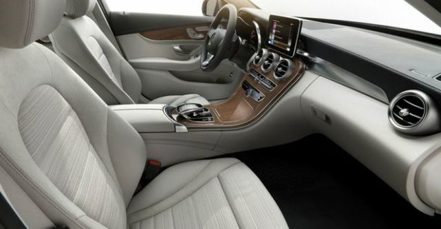 2015 M-Benz C-Class Estate C200 BlueTEC Avantgarde  第5張相片