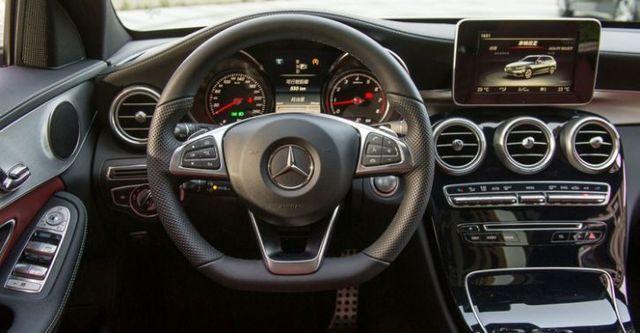 2015 M-Benz C-Class Estate C250 AMG Line  第8張相片