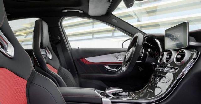2015 M-Benz C-Class Sedan AMG C63 S  第8張相片