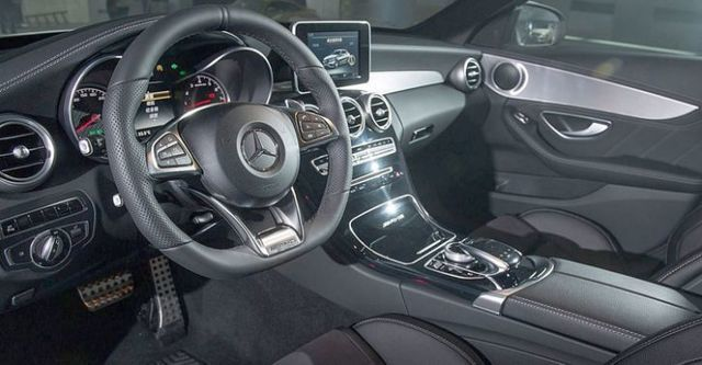 2015 M-Benz C-Class Sedan AMG C63 S  第9張相片
