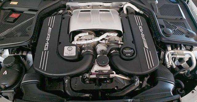 2015 M-Benz C-Class Sedan AMG C63 SE  第8張相片