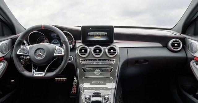 2015 M-Benz C-Class Sedan AMG C63 SE  第10張相片
