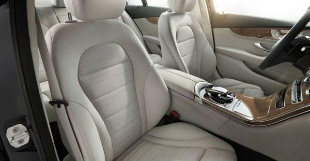 2015 M-Benz C-Class Sedan C180 Modern  第10張相片