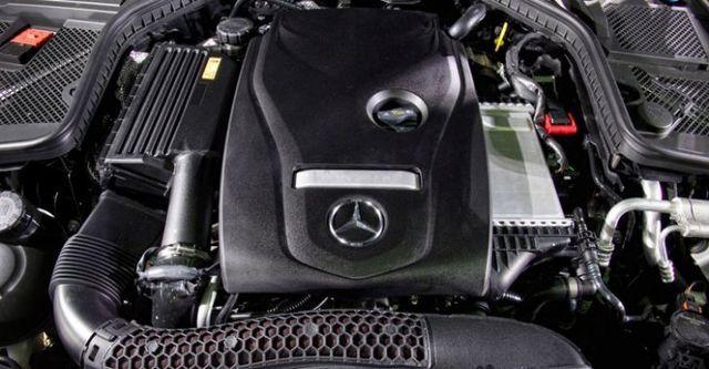 2015 M-Benz C-Class Sedan C200 Avantgarde  第5張相片