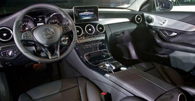 2015 M-Benz C-Class Sedan C200 Avantgarde  第6張相片