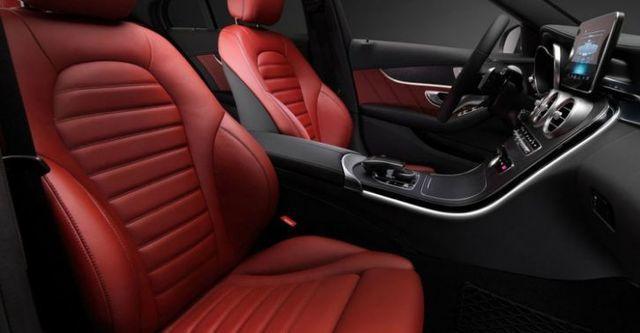 2015 M-Benz C-Class Sedan C200 Avantgarde  第10張相片