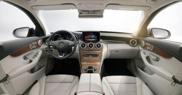 2015 M-Benz C-Class Sedan C200 BlueTEC Modern  第6張相片