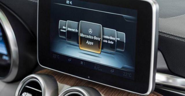 2015 M-Benz C-Class Sedan C200 BlueTEC Modern  第8張相片